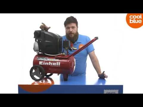 Einhell TE AC 270/24/10 Compressor Productvideo