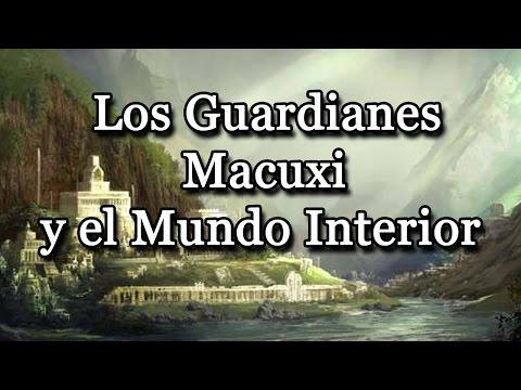 I Macuxi e i guardiani del mondo interno