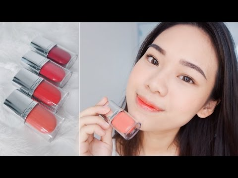 Day to Night Look | Maybelline LIP TINT Review & Swatches