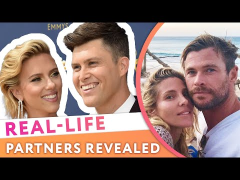 Avengers Endgame: Real-life Partners Revealed! | ⭐OSSA