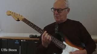 Uffe Steen: Slo Blu 1   Solo Guitar