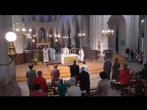Messe à St Germain l'Auxerrois en la solennité de la Sainte Trinité
