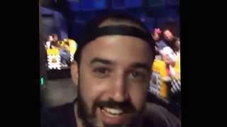 Disneyland California adventure / getting stuck in the monsters Inc. ride
