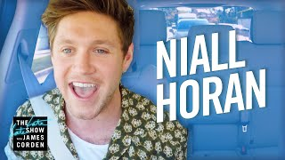Niall Horan Carpool Karaoke