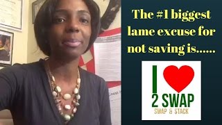 The #1 biggest lame excuse for not saving is
