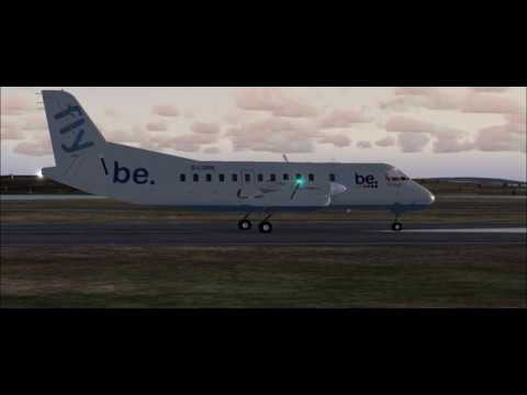 Air Disasters Shorts - Flybe Flight 6821