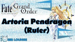 Artoria Pendragon  - (Fate/Grand Order) - (4k) Artoria Pendragon (Ruler) - Fate Grand Order Character Overview / Review