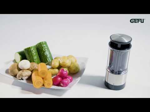 Gemüse- und Obstschneider «Flexicut» von GEFU bei Angela Bruderer
