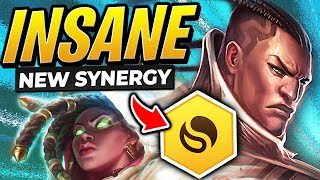 New SOULBOUND Synergy is INSANELY GOOD! | Teamfight Tactics Set 2 | TFT | LoL Auto Chess