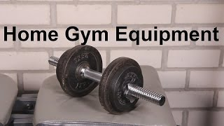 Home Gym: Must Have Equipment