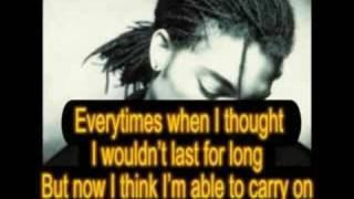 Terence Trent D'Arby - A Change Is Gonna Come