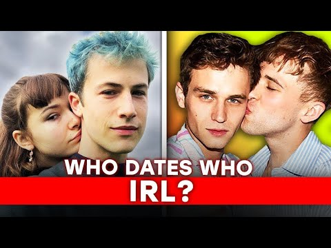 13 Reasons Why: Real-Life Couples Revealed | ⭐OSSA