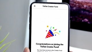How To Apply For The TikTok Creator Fund!