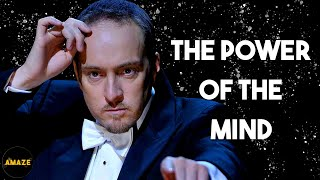 Can You Bend A Fork With Your Mind? | Mind Control | Amaze