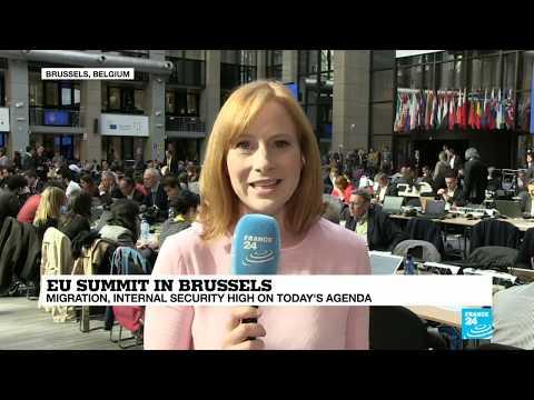 EU Summit: migration, cybersecurity high on agenda