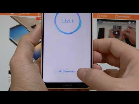 Hướng dẫn kích hoạt sim cho Huawei p20 điện thoại lừa tình