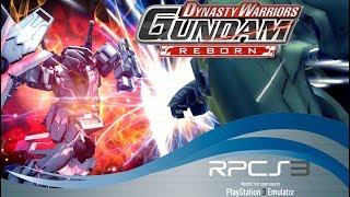 rpcs3 gundam reborn - TH-Clip