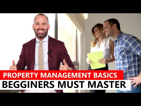 11 Property Management Training Basics Beginners MUST Master ...