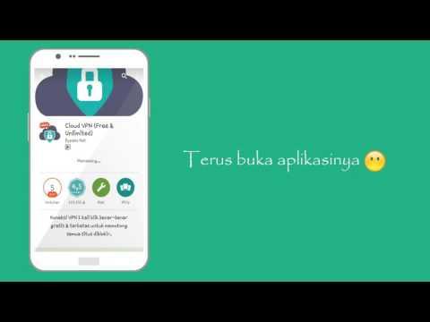 Video Cara membuka situs yang di block di Android/iOS
