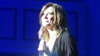 Diamond-Martina McBride Carmel 2/23/17