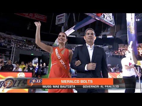 [Sport5]  Meralco Bolts | PBA Season 45 Opening