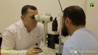 Врач - офтальмолог Ильяс Митаев