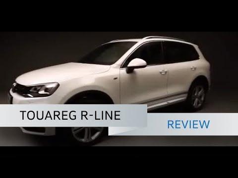 Touareg R-Line   Review   Volkswagen