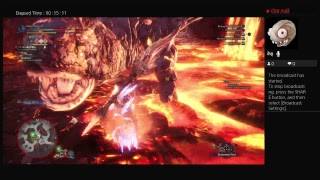 """Monster Hunter World :How to unlock """"A Fiery Convergence"""" quest and the Fireproof mantle pt2"""