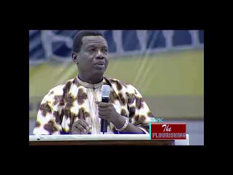 UI HOLY GHOST RALLY// DIVINE ENCOUNTER WITH PASTOR E. A. ADEBOYE, GENERAL OVERSEER RCCG.