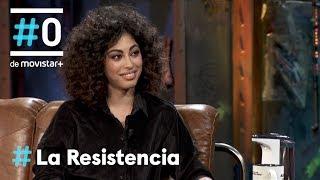 La Resistencia 3x04 | La actriz Mina El Hammani presenta la segunda temporada de la serie 'Élite', de Netflix.  Suscríbete a /cerotube para tener lo mejor de #0, HAZ CLICK AQUÍ:  http://www.youtube.com/channel/UCPgvCUSmHWm2177LkwLtZQw?sub_confirmation=1  Descarga la aplicación de Movistar+:  iOS: https://apps.apple.com/es/app/movistar/id540674767  Android: https://play.google.com/store/apps/details?id=es.plus.yomvi&hl=es  O sigue viendo el contenido en tu navegador: http://ver.movistarplus.es/?nv=2  Y DESCUBRE MÁS EN: http://www.movistarplus.es/cero