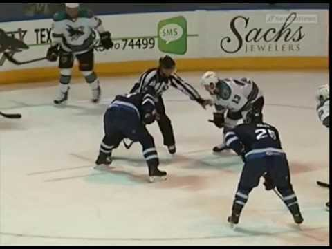 Highlights: IceCaps 6 Sharks 0 (Apr. 18, 2014)