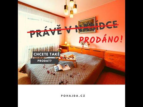 Video z << Prodej bytu 3+1 v OV, Brno - Slatina >>