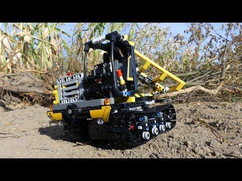 MoFun (Canhui) 13035 774+ blocks RC Glory Guardians Engineering Vehicle