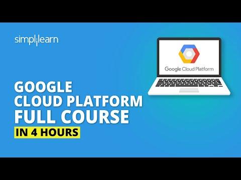 Google Cloud Platform Full Course | Cloud Computing | Simplilearn