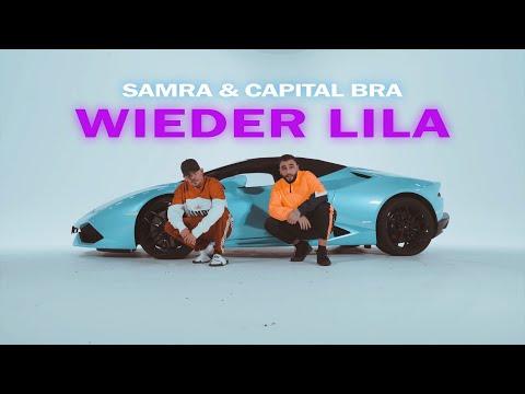 Samra  Capital Bra Wieder Lila