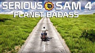 ЧТО ПОКАЗАЛИ В ТРЕЙЛЕРЕ SERIOUS SAM 4: PLANET BADASS? / АНОНС SERIOUS SAM 4