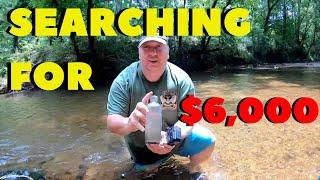 Metal Detecting   Antique Bottle   BIG MONEY !