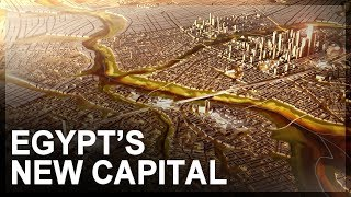 Geoeconomics of Egypt's new capital
