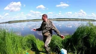 Рыболовная база на северной двине