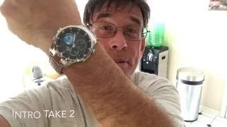Casio Edifice EQB-600 full REVIEW, bluetooth world timer, Casio smart watch
