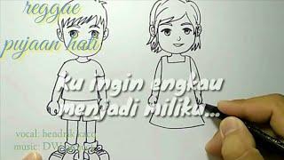 REGGAE Pujaan Hati Kangen Band Cover Hendrik Kaco & DW Project