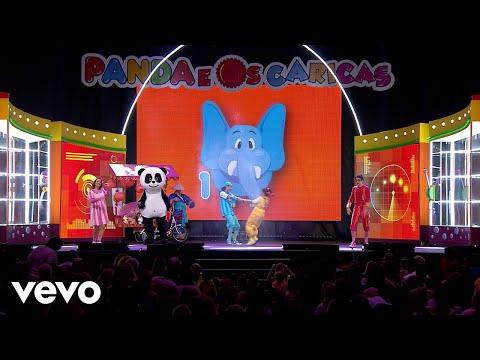 Panda E Os Caricas Um Elefante Live From Campo Pequeno Lisboa 2018