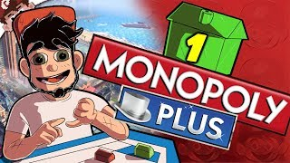 Welcome Back to Monopoly! | TRADE DEALS to DIE FOR! (Monopoly Plus - Part 1)