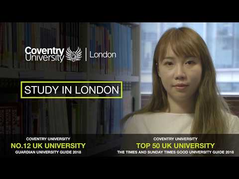 Study in London – Yinuo and Yan