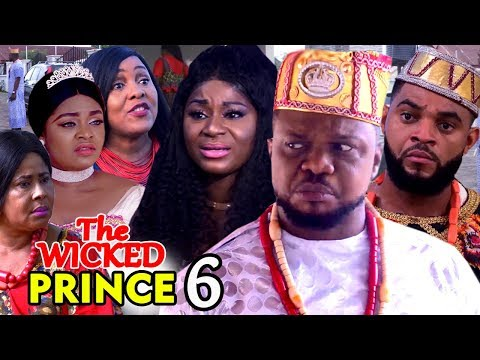 THE WICKED PRINCE SEASON 6 - Ken Erics | Nigerian Movies 2019 Latest Full Movies