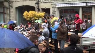 preview picture of video 'Schalmeien Arbon 11.11.2012 Fasnachtseröffnung'