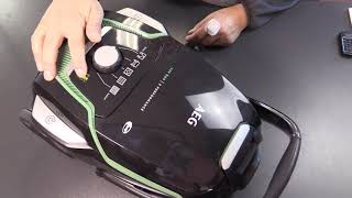 AEG VX9-2-ÖKO Staubsauger - Test - eingeschränkte Empfehlung