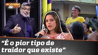 Frota quer CPI para investigar facada em Bolsonaro
