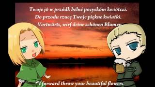 Kashubian Anthem (Kashubian sub + Polish/German/English trans)