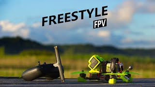 FPV freestyle - vol complet